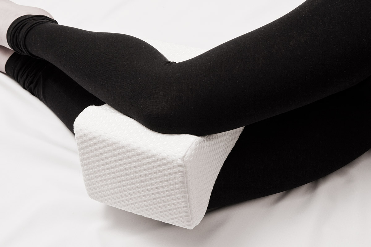 Knee Pillow Amp Leg Pillow Soft Memory Foam Cushion