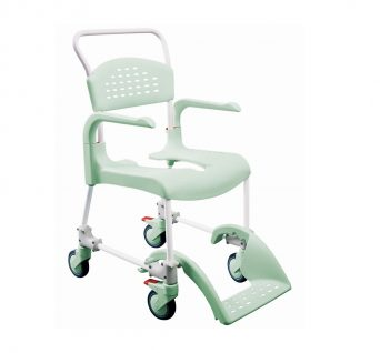 Etac Clean Mobile Shower Green