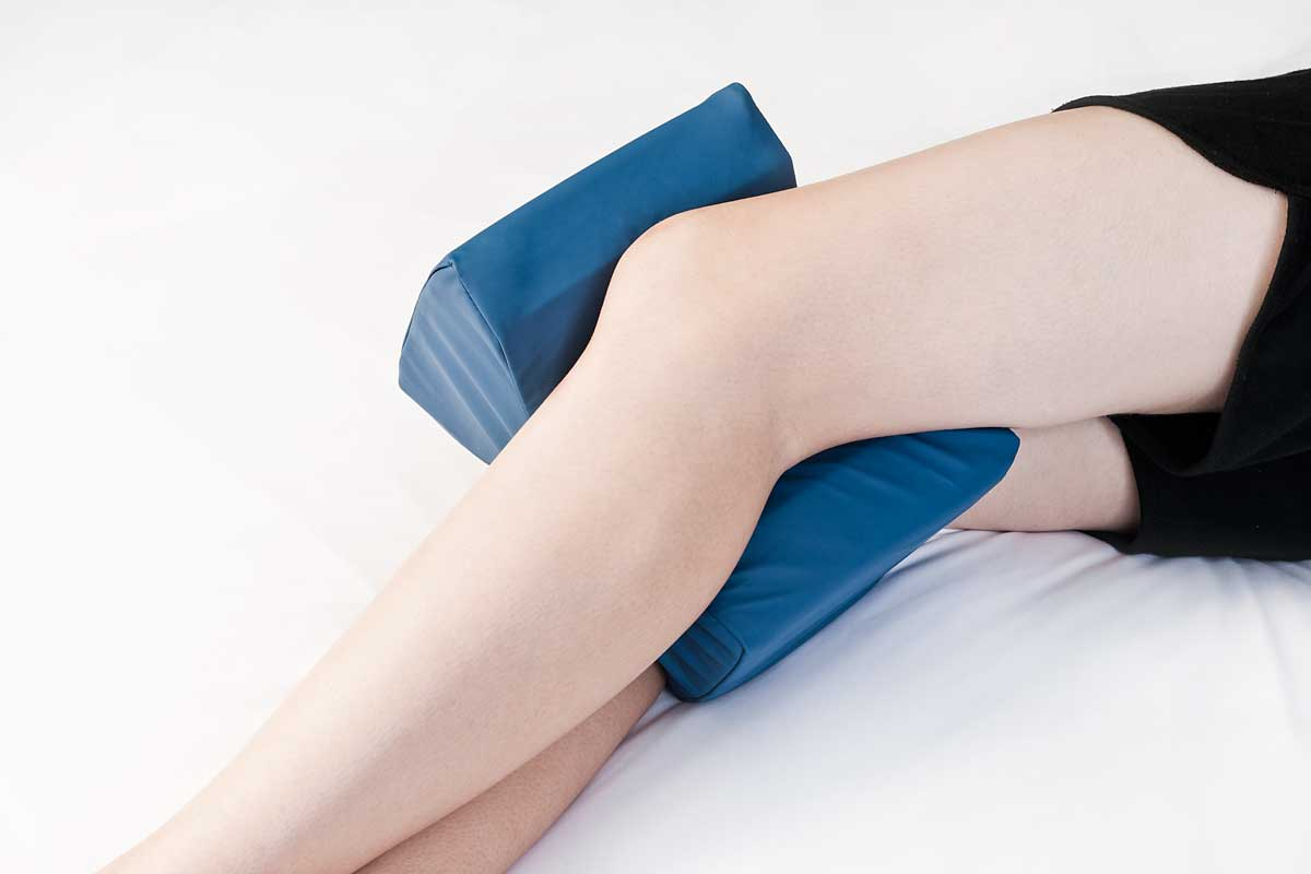 Mediskin Knee Amp Leg Pillow