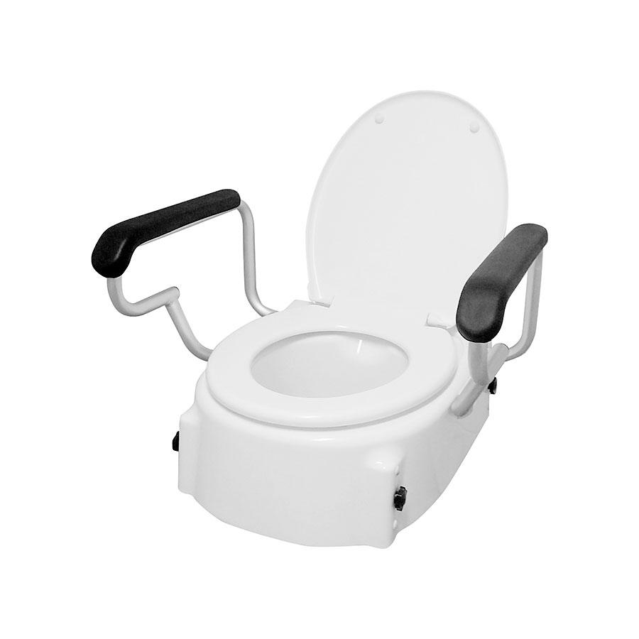 Astonishing Adjustable Raised Toilet Seat Theyellowbook Wood Chair Design Ideas Theyellowbookinfo