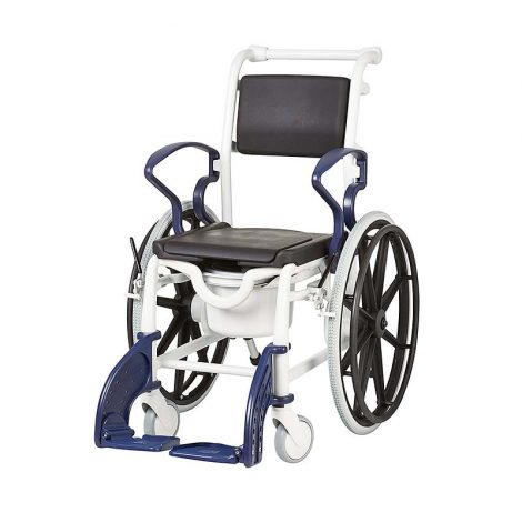 Self-Propelled-Commode