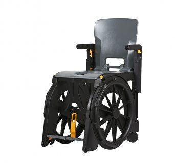 Seatara WheelAble Travel Commode
