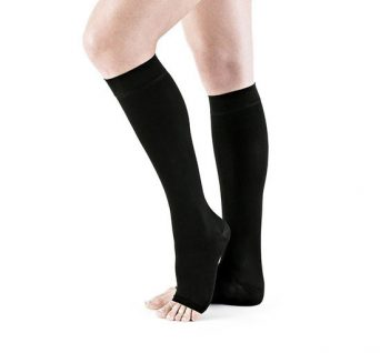 Compression Stockings Black