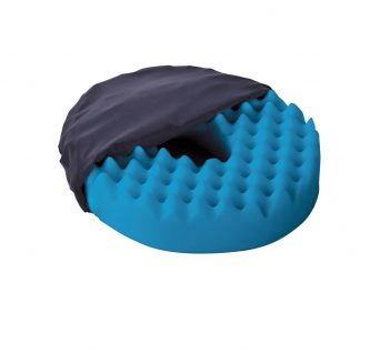 Convoluted Single Layer Ring Cushion