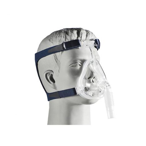 Devilbiss D100 Series Nasal CPAP Mask with Headgear