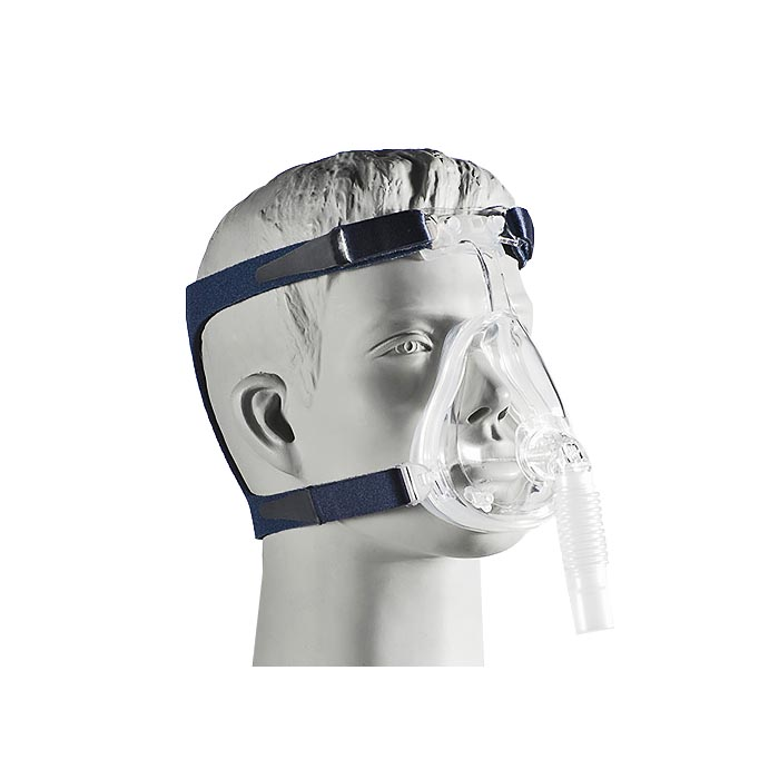 Devilbiss Full Face Cpap Mask