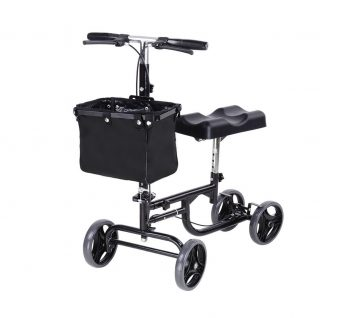 DJMed knee walker with basket
