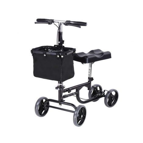 DJMed knee walker with basket