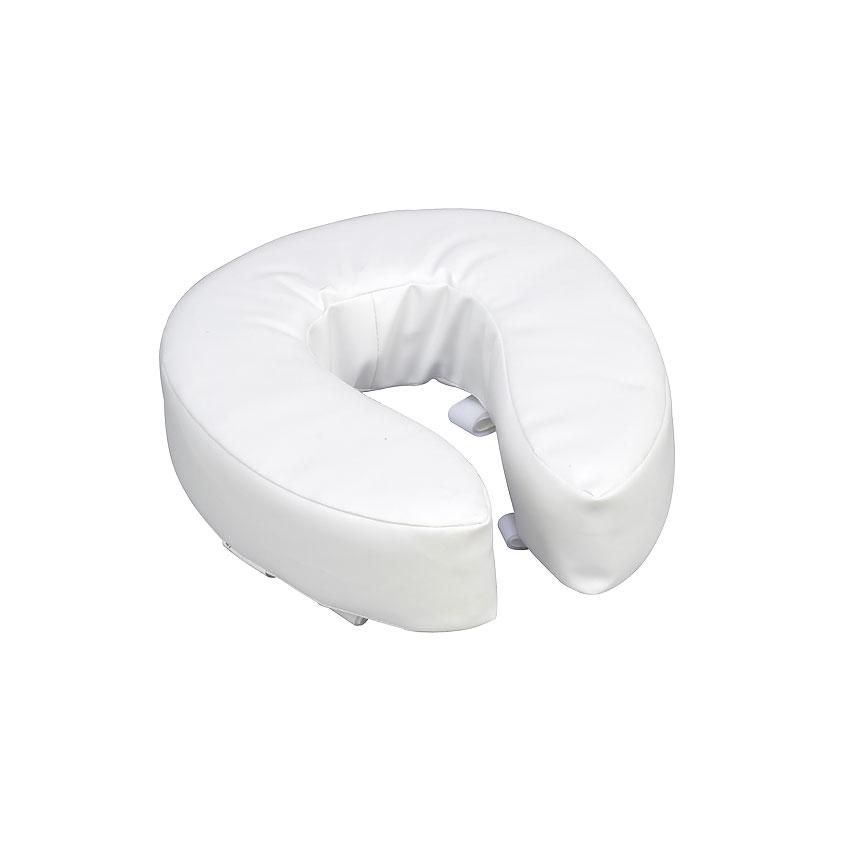 Foam Raised Toilet Seat 10cm
