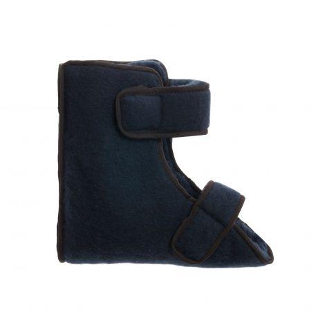 Blue High Cut Heel Protectors