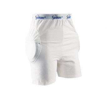 Hip Protectors with removable tailbone and hip pads