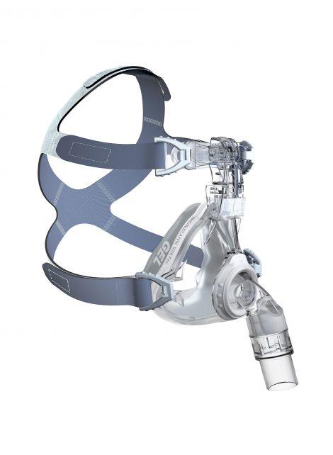 JOYCE_SilkGelk_Full_Face CPAP Mask