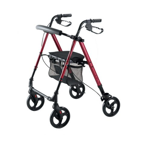 Light Rollator - Portable Mobility Walker