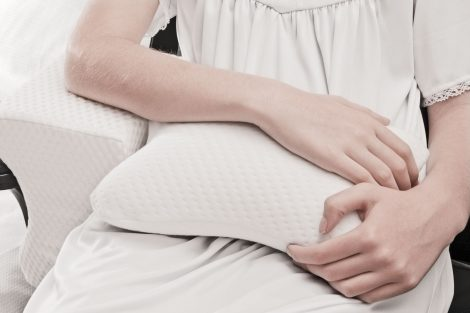 Bone Shaped Medical Pillow