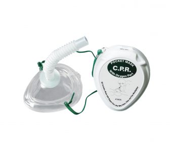 Pocket CPR Resuscitator & Filter