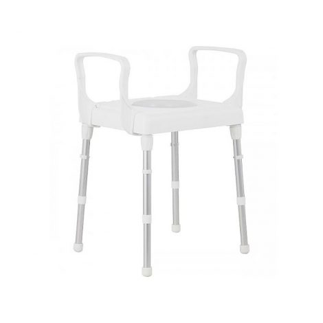 Rebotec Best - Over Toilet Seat Frame