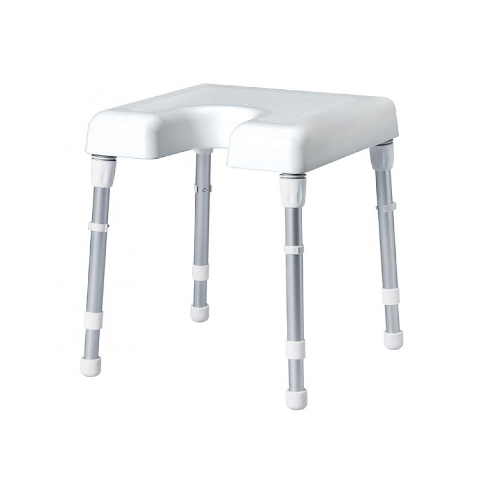 transparent vanity customized bathroom acrylic stool stools home shower white pin furniture