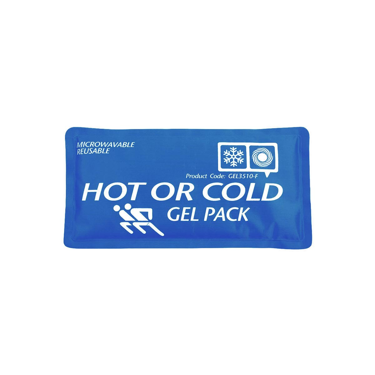 Soft Reusable Hot Amp Cold Gel Pack