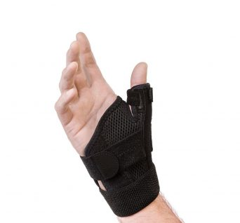 Reversible Thumb Stabilizer Brace