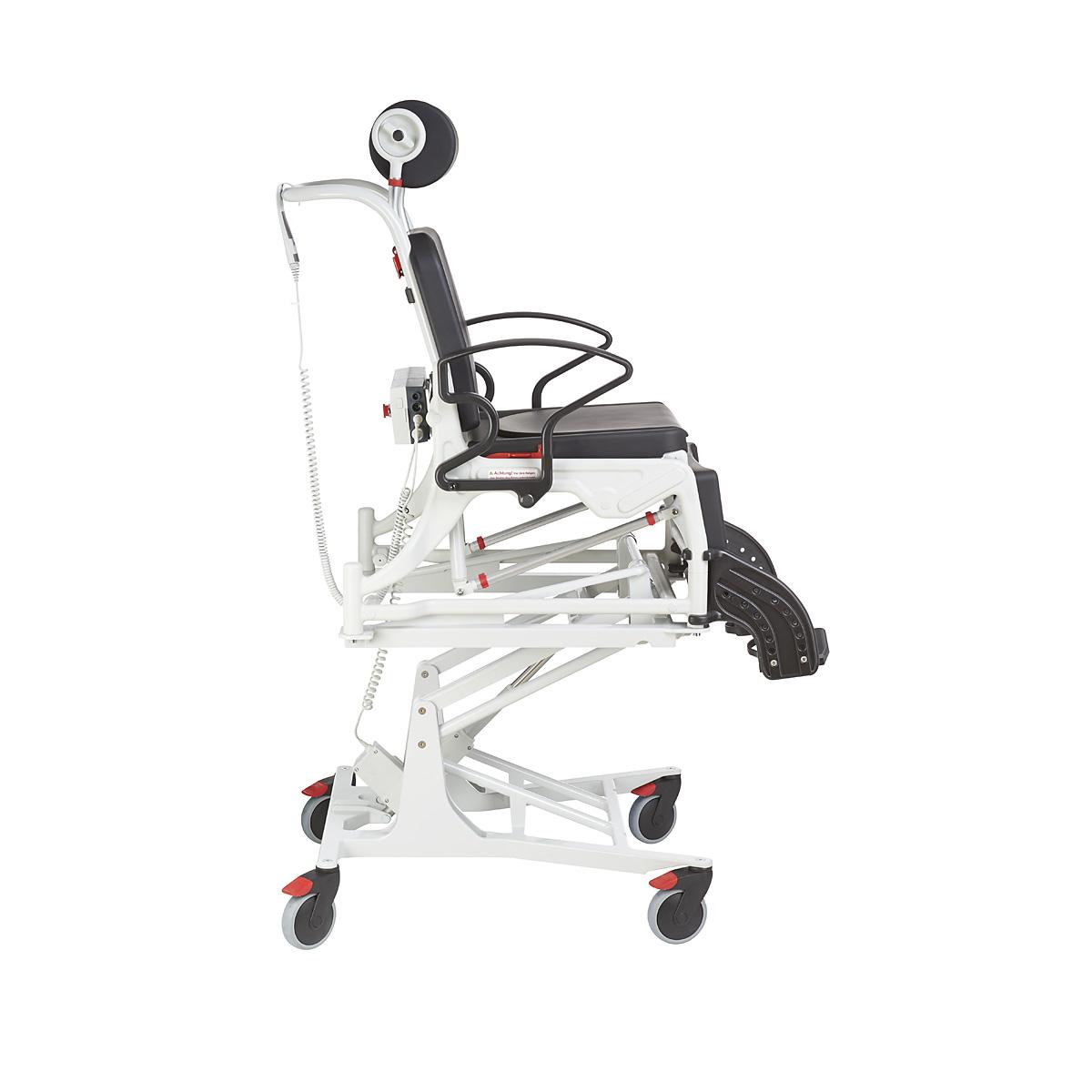 Rebotec Phoenix Multi - Electric Tilt & Lift Power Commode Shower Chair