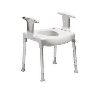Toilet Seat Raiser Swift by Etac