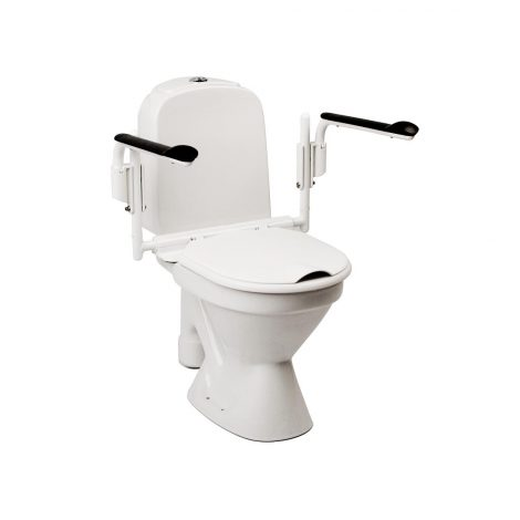 Toilet Support Arms By Etac Arms Down