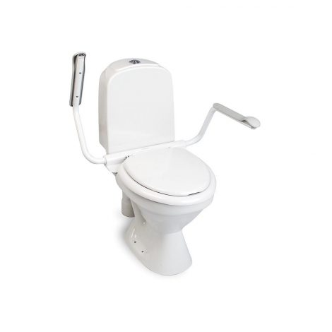 Toilet Support Arms By Etac Full