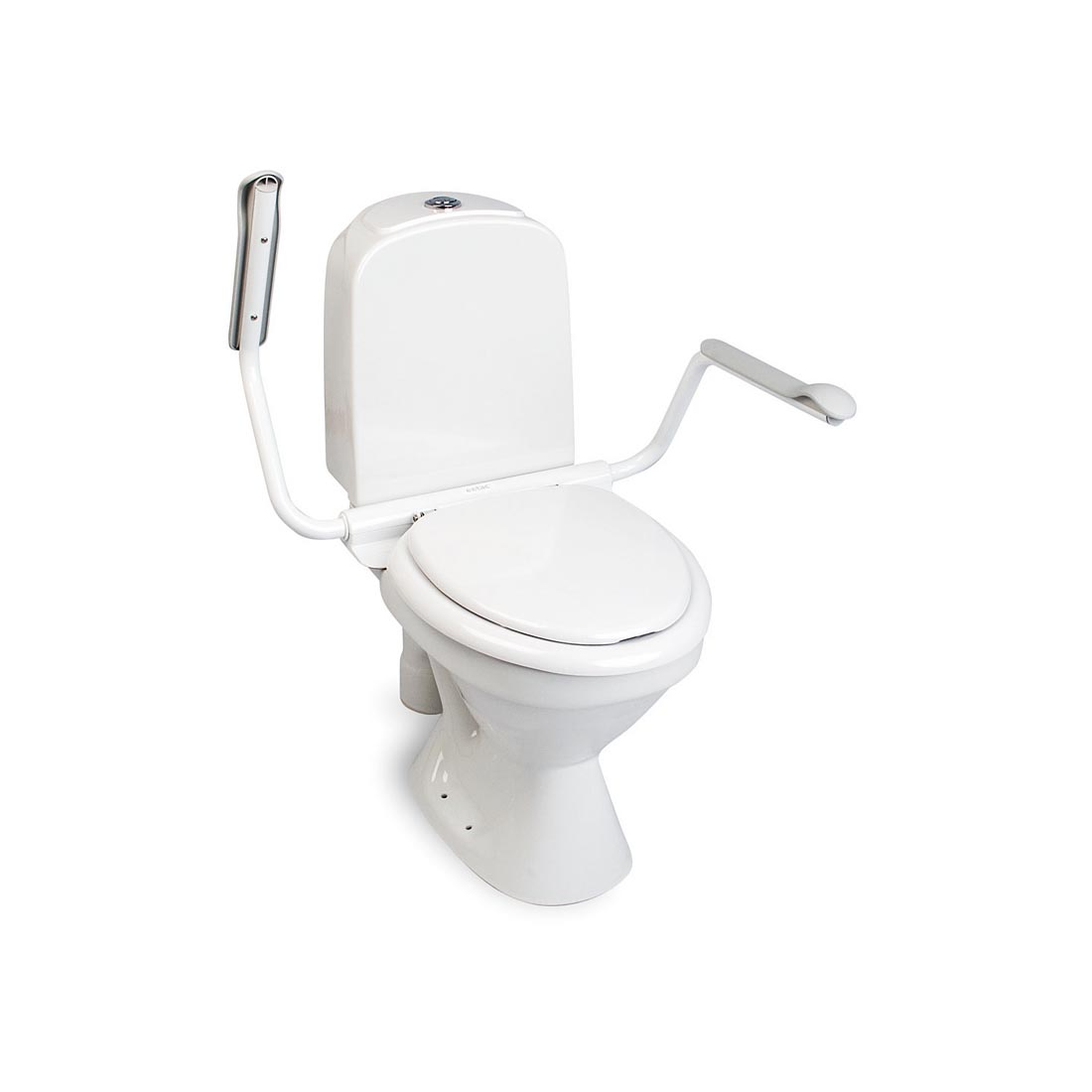 Toilet Support Arms By Etac