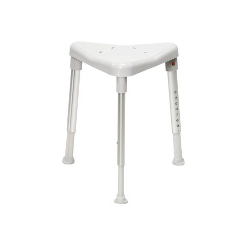 Triangular Shower Stool