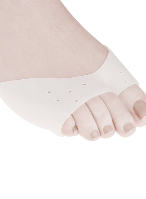 Ventilated Gel Cushioning Cover Half Pads With Foot