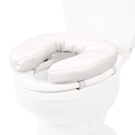 Vinyl Toilet Seat Cushion 5CM