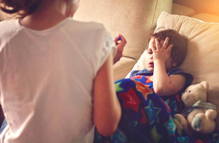 When To Worry About Your Child's Fever