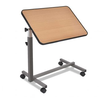 Table Adjustable Medical Bedside Table tilt